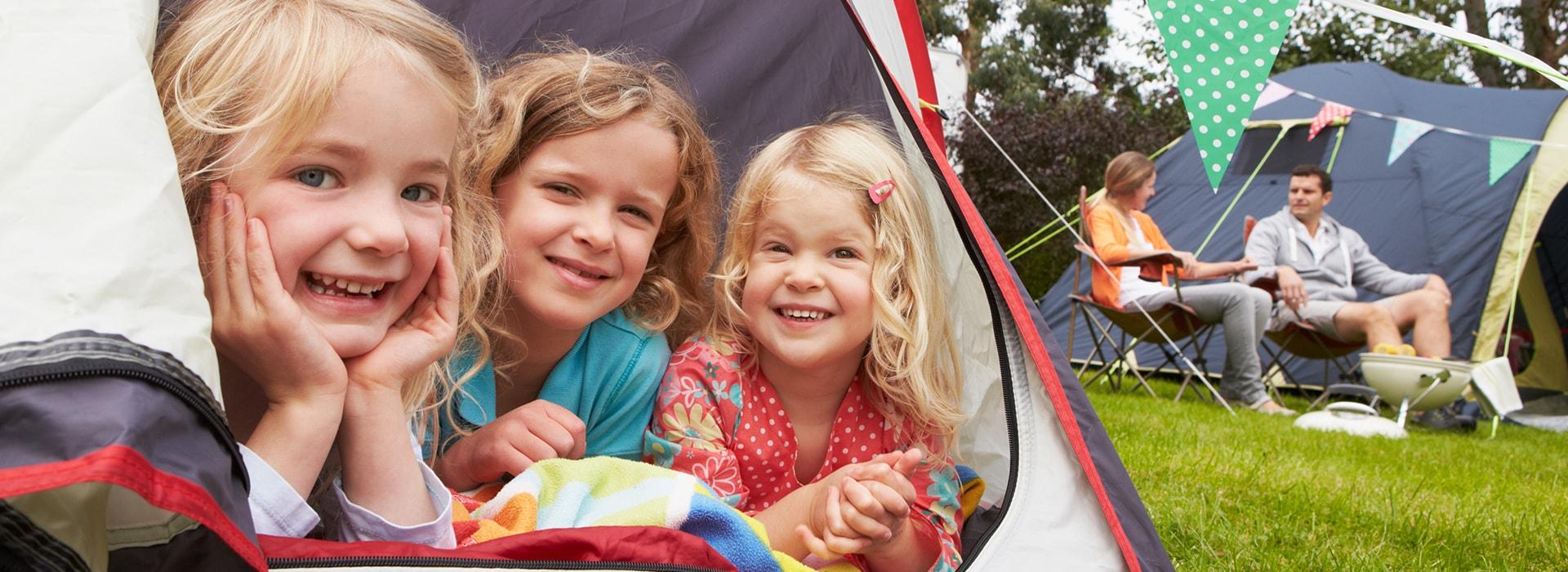 Camping en Cantabria - Somoparque