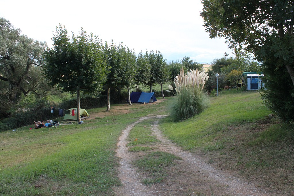 Plots of campsite in Cantabria - Somoparque